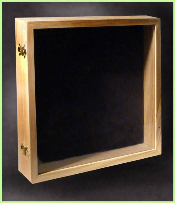 21 Cool Woodworking Plans For Military Shadow Box | egorlin.com