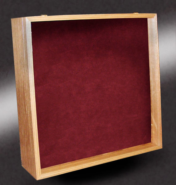 24x24 Shadow Boxes by Greg Seitz Woodworking