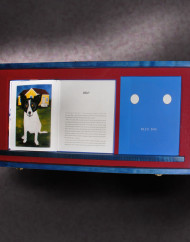 36x16x2.5-custom-size-and-finished-box-for-Blue-Dog-book