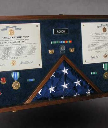 Retirement Shadow Box
