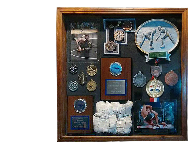 Shadow Boxes for Sports