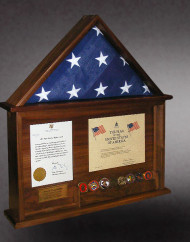 Custom Dog House Flag Box