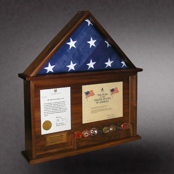 Dog House Flag Box