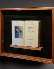 Book Display Case