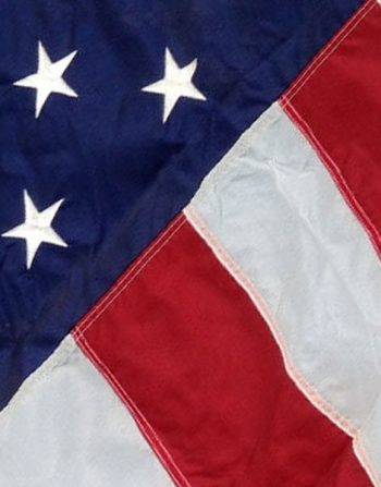5x8 nylon American flag